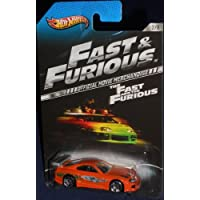 2013 Hot Wheels The Fast and the Furious Official Movie Merchandise Limited Edition Toyota Supra 2
