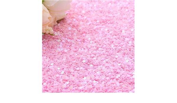 e2796768df Shoppy Star 20g Pink DIY Mixed Sequins Heart Star Folwers Craft ...