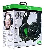 Afterglow AG 6 Casque stéréo filaire pour Xbox One - noir