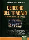 Derecho del Trabajo. Transformaciones Ante la Crisis (Em Portuguese do Brasil)