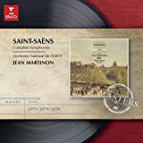 Saint-Saens: Complete Symphonies - EMI Masters