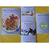 Weight Watchers STARTER SET *Starter Plan + Programm-Guide mit Stattmacher-Liste + Tagebuch *NEU 2015* von Weight Watchers