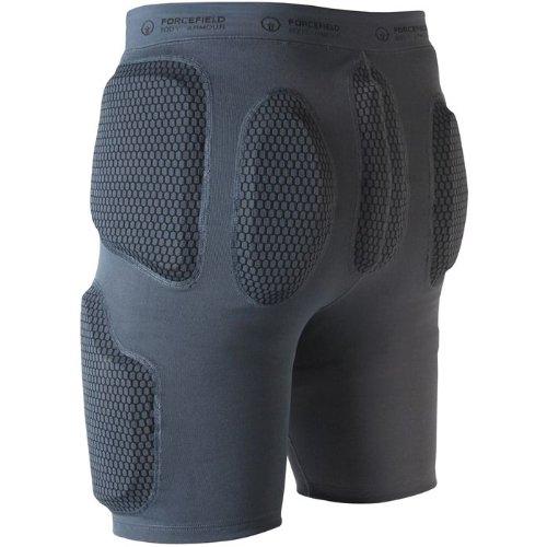 Forcefield Action Shorts Pro Protektorenhose, Farbe grau, Größe L