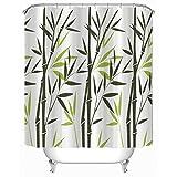 Aawang 3D Duschvorhang Polyester Bad Fenster Schlafzimmer Raumteiler Vorhang Wasserdicht Mehltau Beweis Duschvorhang