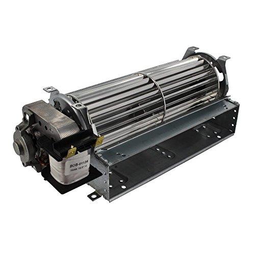 EUROPART Universal verstellbar links Hand montiert Cooling Fan Motor, 13W, 180x 36mm Steckdose, 90CU M/H Air Flow -