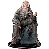Weta Le Seigneur des Anneaux statue Gandalf 15 cm
