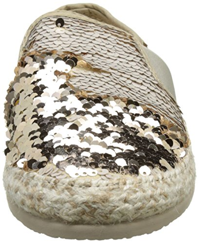 Stonefly Trilly 1, Espadrilles Femme Or (Oro 500)