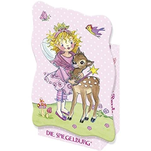 20860 - Die Spiegelburg - Mini-Puzzle: Prinzessin Lillifee - Kleines Reh, 40 Teile, 40 Teile