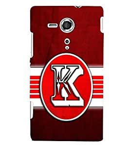 PRINTSWAG TYPOGRAPHY Designer Back Cover Case for SONY XPERIA SP