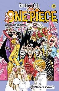 One Piece nº 86 par Eiichiro Oda