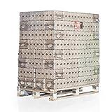 PALIGO RUF Holzbriketts Duplex Hartholz Eiche Kamin Ofen Brenn Holz Brikett 10kg x 288 Gebinde (2.880kg / 3 Paletten) inkl. Versand