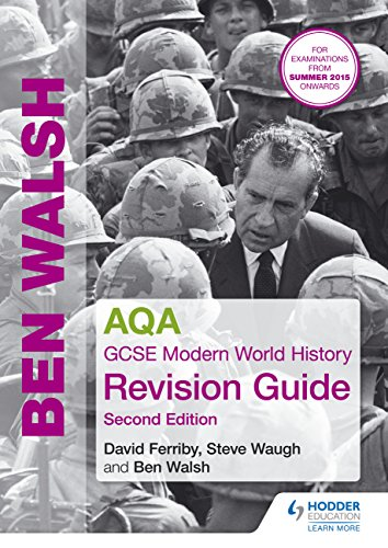 AQA GCSE Modern World History Revision Guide 2nd Edition