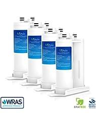 4x agua EcoAqua eff-6029a hielo y filtro de frigorífico para aspiradora Electrolux EWF2CBPA, FC100, FC300, Ewf01, PureSource2, PureAdvantage, ngfc 2000, enl6298, enl62981X 1, enl62981X 2, enl62981X 3, enl62981X 4, enl6298X, enl6298X 1, enl6298X 3, ERL6296X X, ERL6297KK1nevera, ERL6297X S1, ERL6298X X0, ERL6298X X1, ERL6298X x10, ERL6298X x4, erl6297kk0, erl6297kk10, erl6297W, ERL6297X S, ERL6297X S10, ERL6297X X0, ERL6298X X11, ERL6298X x12, ERL6298X X13, ERL6298X x14, ERL6298X X15, ERL6298X X3, ERL6298X x4, ERL6298X X6, ERL6298X X7