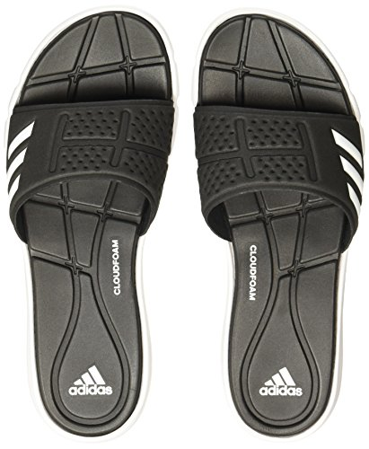 adidas Damen Adipure CF W Flip-Flops, Schwarz (Core Black/Footwear White/Core Black), 38 EU (5 UK)