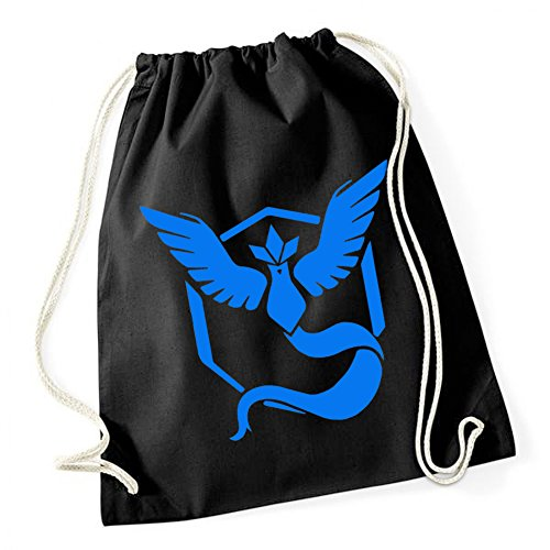 Team Mystic Sac De Gym Noir Certified Freak