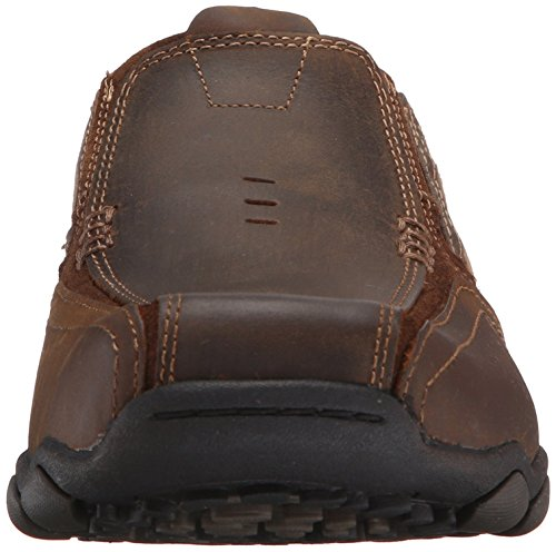 Skechers Diameter Zinroy, Baskets Basses Homme Marron