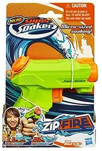 Hasbro Super Soaker A4839E25 – Zipfire, Wasserpistole