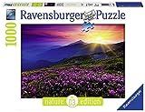 Ravensburger Italy 19608 - Puzzle Montagna all'Alba, 1000 Pezzi