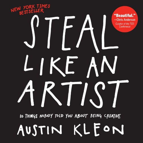 Steal Like An Artist por Austin Kleon