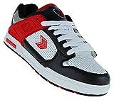 Bootsland 624 Skaterschuhe Sneaker Skater Schnürer Schuhe Herren, Schuhgröße:45