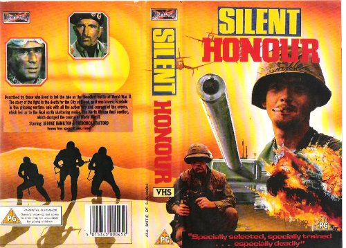 silent-honour-aka-battle-of-el-alamein-vhs-george-hamiltonfrederick-stafford