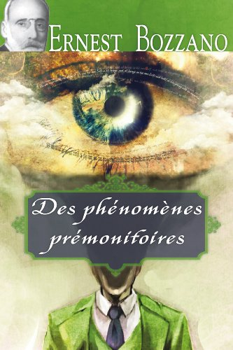 Les phénomènes prémonitoires