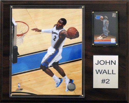C & I Collectables NBA Washington Wizards Player Plaque