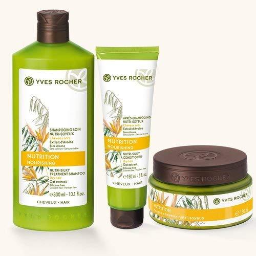 Yves Rocher - Haarpflege-Set Nutrition & Care: Für starkes, gepflegtes Haar