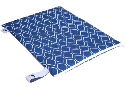 Mon Petit Bleu 5901323929939 Multi Use Bag – Multi-Funktions-Tasche – vielfach nutzbar, waschbar, wasserdicht und sogar lebensmittelecht - Muster Mosaik, Größe M
