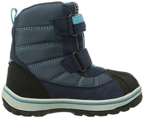 Viking Gaute Gtx, Chaussures de Fitness mixte enfant Bleu - Blau (535)