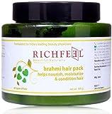 Richfeel Brahmi Jaborandi Hair Oil, 500m...