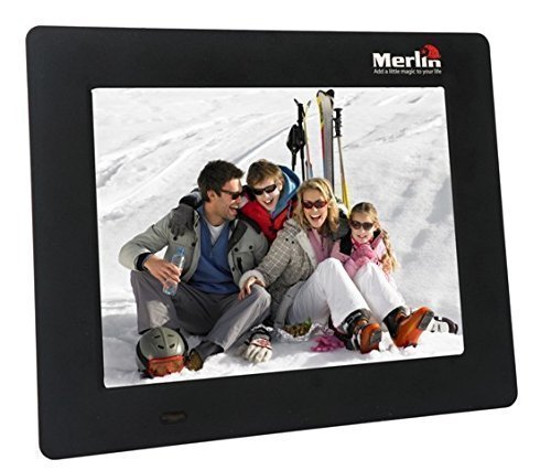 Merlin 7' Digital photo Frame