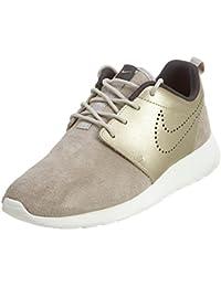 on sale 31d96 4451b Nike - W Roshe One Prm Suede, Scarpe Sportive Donna