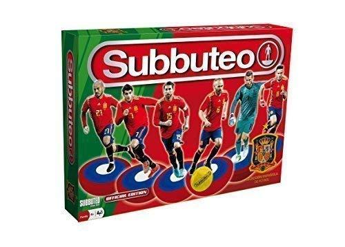 Seleccion Española Subbuteo Playset 10582