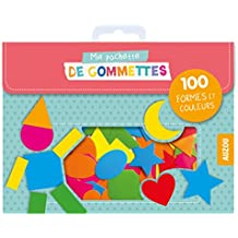 100 gommettes formes et couleurs (coll. ma pochette de gommettes)
