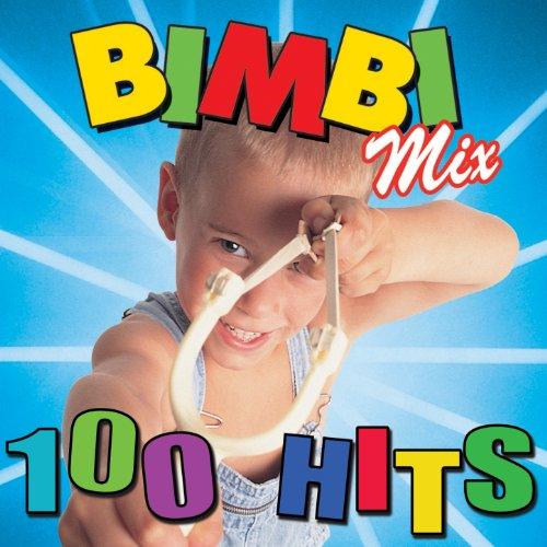 Bimbi mix - le 100 canzoni per...
