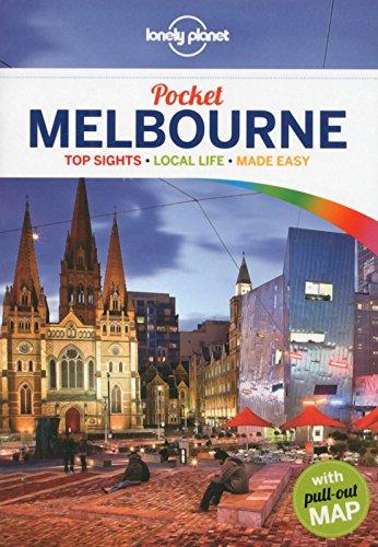 Pocket Melbourne 3 (Travel Guide)