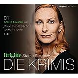Der erste Verdacht: BRIGITTE Hörbuch-Edition - Starke Stimmen - Die Krimis (Die Irene-Huss-Krimis, Band 5)