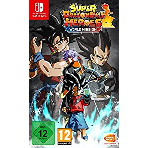 Super Dragon Ball Heroes World Mission (Day1 Edition) – [Nintendo Switch]