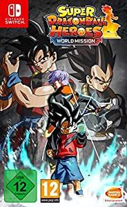 Super Dragon Ball Heroes World Mission (Day1 Edition) - [Nintendo Switch]
