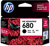 #5: HP 680 Original Ink Advantage Cartridge (Black)