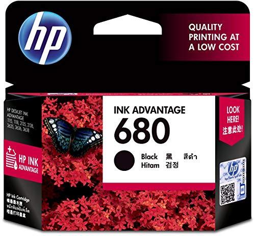 HP 680 Original Ink Advantage Cartridge (Black)