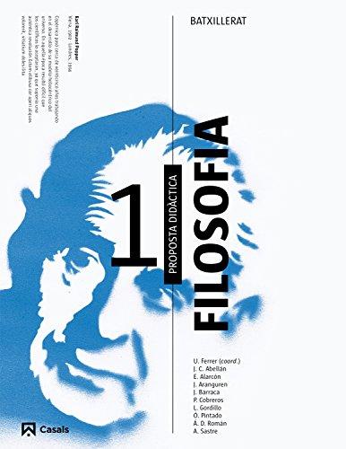 Proposta didàctica Filosofia 1 Batxillerat (2015) - 9788421849811