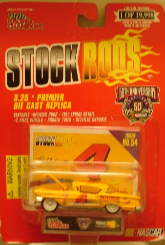 Bobby Hamilton58 Chevy Impala, Stock Rods, Limited Edition