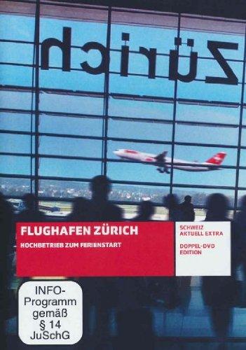 Preisvergleich Produktbild Flughafen Zürich - Hochbetrieb zum Ferienstart [2 DVDs]
