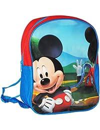 Preisvergleich für alles-meine.de GmbH Kinder Rucksack - Disney Mickey Mouse - Tasche - Wasserfest & Beschichtet ..