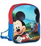 alles-meine.de GmbH Kinder Rucksack -  Disney Mickey Mouse  - Tasche - Wasserfest & Beschichtet ..
