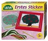 Lena 42612 - Erstes Sticken, Baum by SIMM Spielwaren