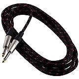Rockcable RCL 30203 TC Instrumenten Kabel Klinke 3m