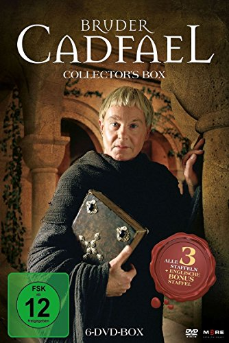 Bruder Cadfael - Collector's Box [6 DVDs]